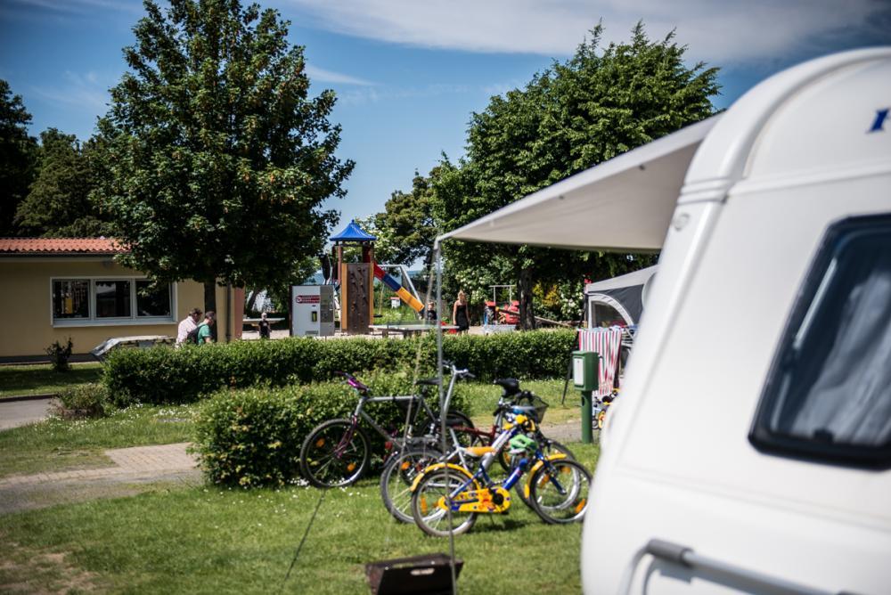 Erholung pur auf dem Campingplatz Am Hohen Hagen