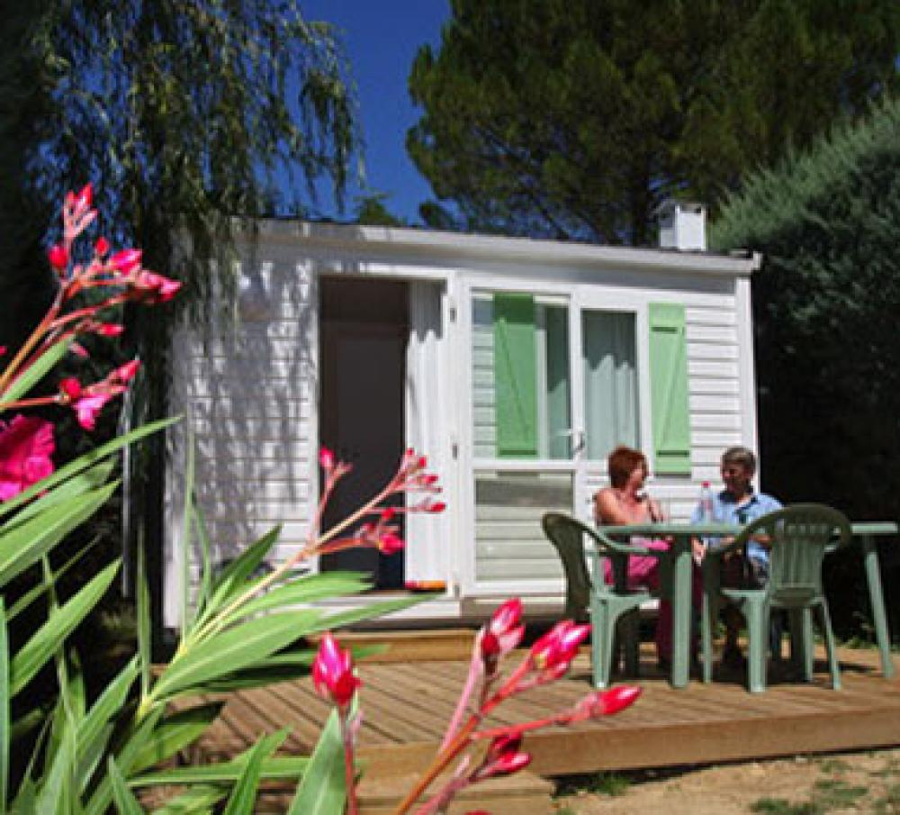 Camping Les Paillotes 4* im Ardeche