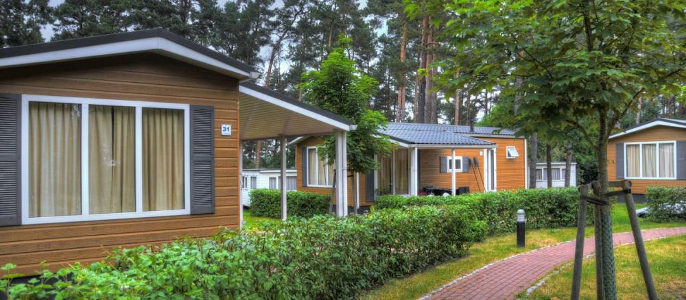 Camping- und Ferienpark Havelberge am Woblitzsee