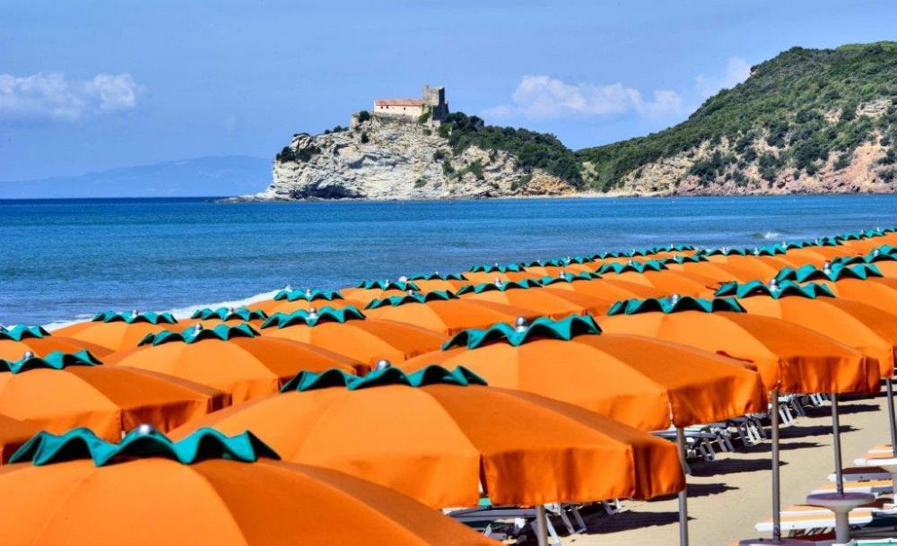 Santapomata ist direkt am Meer