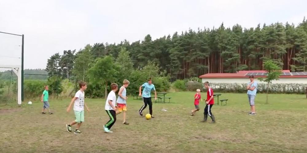 Sportanlagen für groß und klein