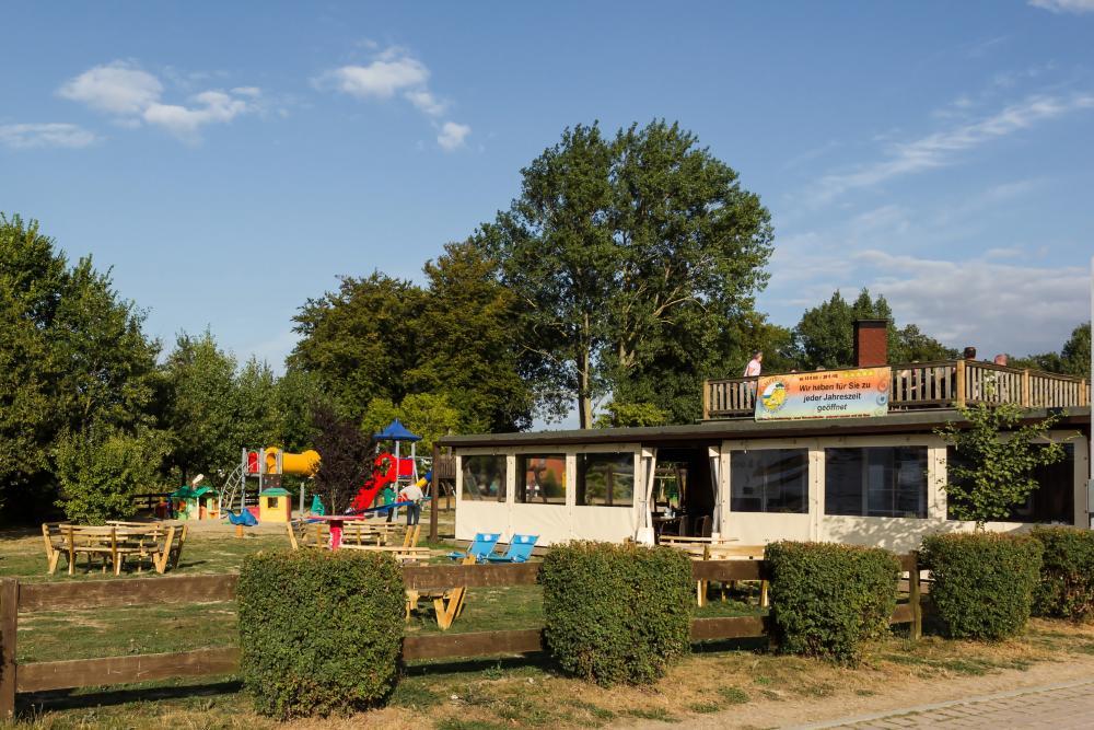 Bistro vom Ostsee Campingplatz