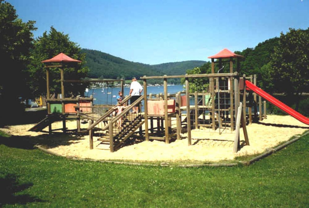 Campingplatz-Rehbach