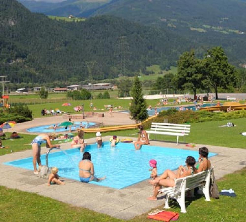 Familiencamping Oberdrauburg