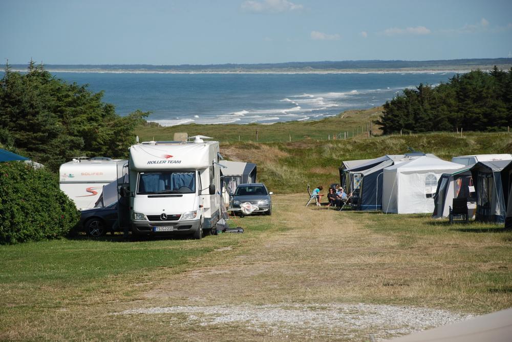 Hansholm Camping