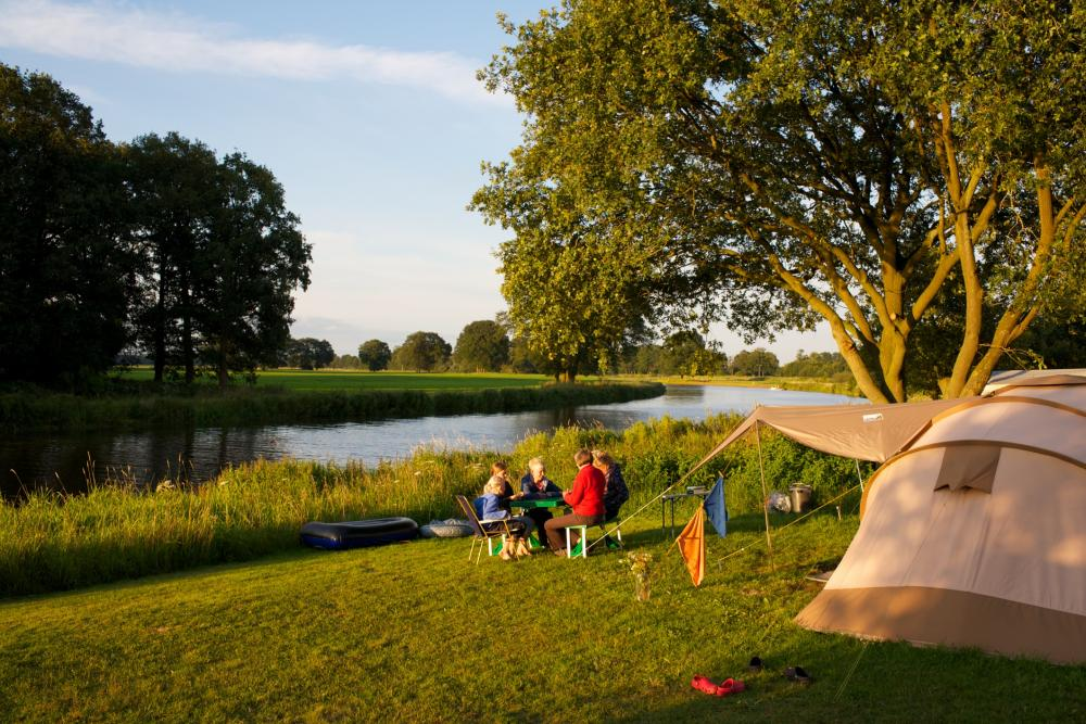 Camping and der Vechte