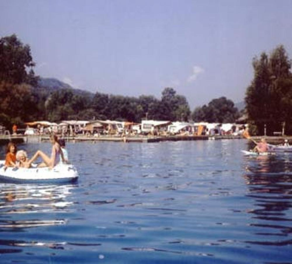 Inselcamping - Campgrounds - Elisabethallee 3, Unterach am ...