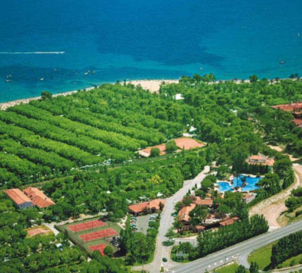 Playa Montroig Camping Resort