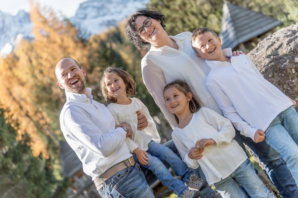 Ihre Gastgeber: Familie Ramoser