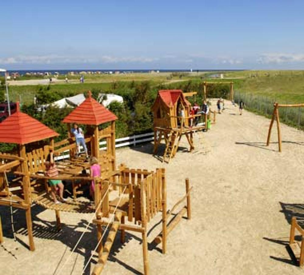Strandcamping Wallnau